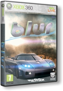 Blur [RUSSOUND] XBOX 360