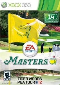 Tiger Woods PGA Tour 12 [ENG] XBOX 360