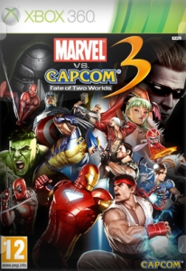 Marvel vs. Capcom 3: Fate of Two Worlds [RUS] XBOX 360