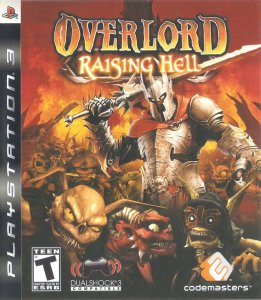 Overlord Rising Hell [ENG] PS3