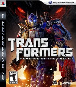 Transformers: Revenge of The Fallen [ENG] PS3