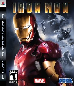 Iron Man [ENG] PS3