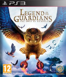 Legend of the Guardians: The Owls of Ga'Hoole [ENG] PS3