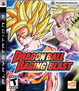 Dragon Ball: Raging Blast [ENG] PS3