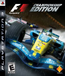 F1 Formula One Championship Edition [ENG] PS3