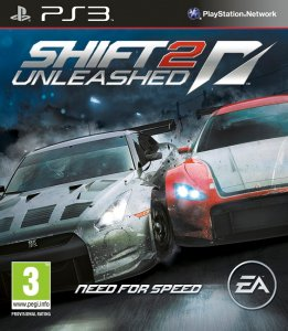 Need For Speed Shift 2: Unleashed [RUS] PS3