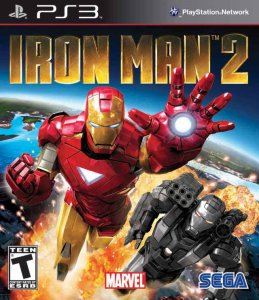 Iron Man 2 [ENG] PS3