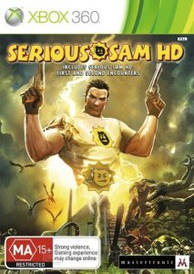 Serious Sam HD: Gold Edition [ENG] XBOX 360