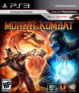 Mortal Kombat [ENG] PS3