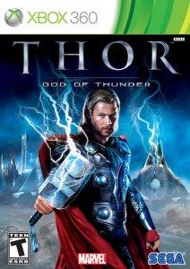 Thor: God of Thunder (2011) [RUS] XBOX 360