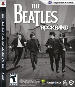 The Beatles: Rock Band [ENG] PS3