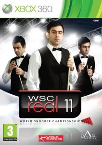 WSC Real 2011: World Snooker Championship [ENG] XBOX 360