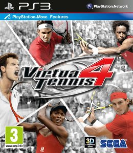 Virtua Tennis 4 [ENG] PS3