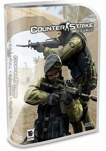 Counter-Strike: Source v.60 OrangeBox Engine FULL + Autoupdate + MapPack (2011) PC