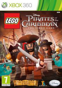 LEGO Pirates of the Caribbean: The Video Game [RUS] XBOX 360