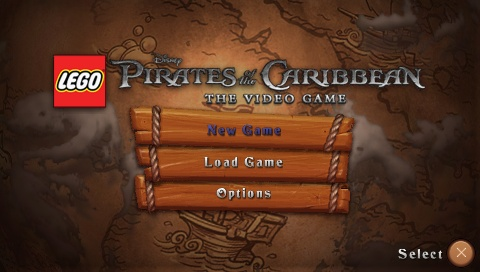 [PSP] LEGO Pirates of the Caribbean: The Video Game [ENG]