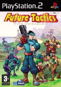 Future Tactics: The Uprising [RUS] PS2