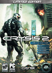 Crysis 2. Limited Edition  (RePack от R.G. Catalyst) PC