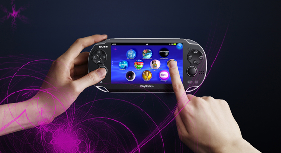 Тех. данные PlayStation Vita
