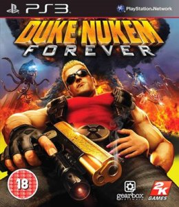 Duke Nukem Forever [RUSSOUND] PS3