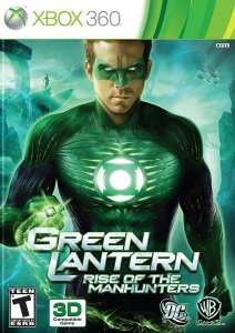 Green Lantern: Rise of The Manhunters [RUS] XBOX360