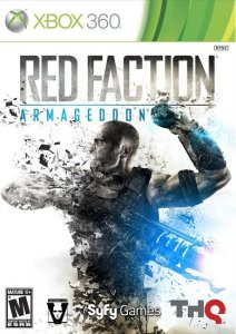 Red Faction: Armageddon [RUS] XBOX 360
