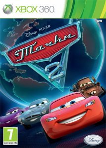 Cars 2: The Video Game [ENG] XBOX360