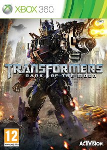 Transformers: Dark of the Moon [ENG] XBOX360