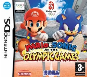 Mario And Sonic At The Olympic Games [MULTI5] NDS