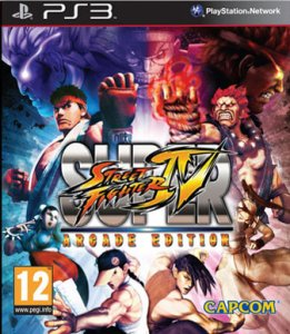 Super Street Fighter IV: Arcade Edition [ENG] PS3