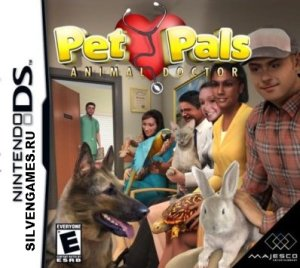 Pet Pals Animal Doctor [English] NDS