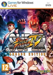 Super Street Fighter IV: Arcade Edition (2011) PC