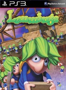Lemmings (2011) [FULL][RUS] PS3