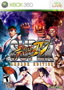 Super Street Fighter 4 - Arcade Edition [RF][ENG] XBOX360