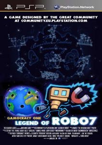 Gamocracy One: Legend Of Robot [Minis] (2011)