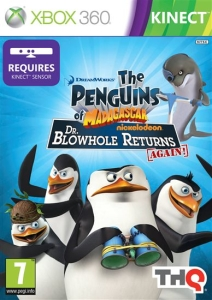 The Penguins of Madagascar: Dr. Blowhole Returns Again! (2011) [RF][ENG][KINECT] XBOX360