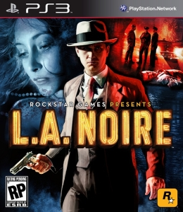 L.A. Noire [FULL] [ENG] (internal HDD only) PS3