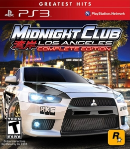 Midnight Club: Los Angeles - Complete Edition [FULL] [ENG] PS3