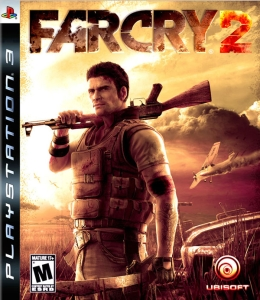 Far Cry 2 [FULL] [RUSSOUND] PS3