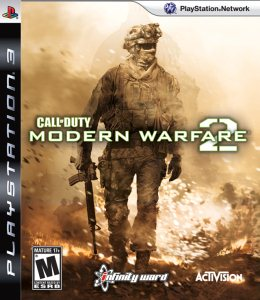 Call of Duty Modern Warfare 2 [FULL] [ENG] PS3
