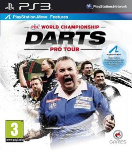 PDC World Championship Darts Pro Tour [ENG] PS3