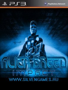Alien Breed Impact [FULL][ENG] PS3
