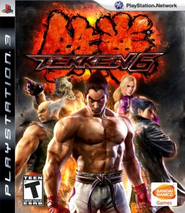 Tekken 6 [FULL] [RUS] (internal HDD only) PS3