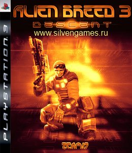 Alien Breed 3: Descent [FULL][ENG] PS3