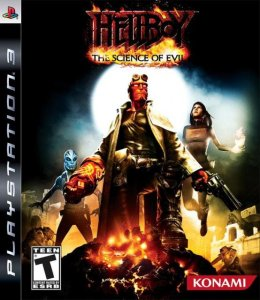 Hellboy - The Science of Evil (2008) [FULL][ENG] PS3