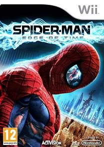 Spider-Man: Edge of Time [NTSC] Wii