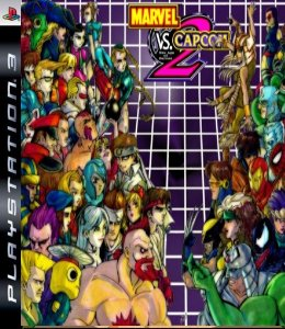 Marvel vs. Capcom 2 : New Age of Heroes 2 (2010) [FULL][ENG] PS3