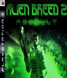 Alien Breed 2: Assault (2010) [FULL][ENG] PS3