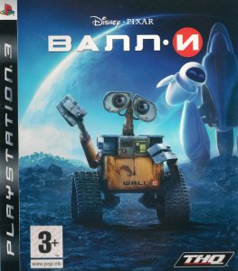 WALL-E (2008) [FULL][RUSSOUND] PS3