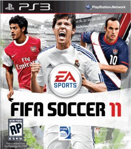 FIFA 11 (2010) [FULL] [RUSSOUND] PS3